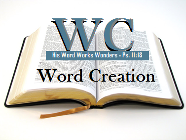 Word Creation