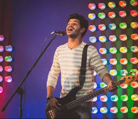 Ajay , bassist