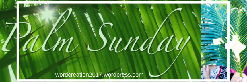 All Are Celebrating Happiest Palm Sunday! : Welcome to the Highest King Christ